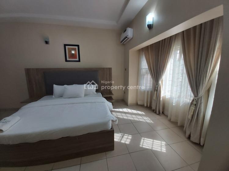 Fully Furnished Luxury 2 Bedroom Apartment (ensuite), Off Olusegun Obasanjo Way, Wuye, Abuja, Flat Short Let
