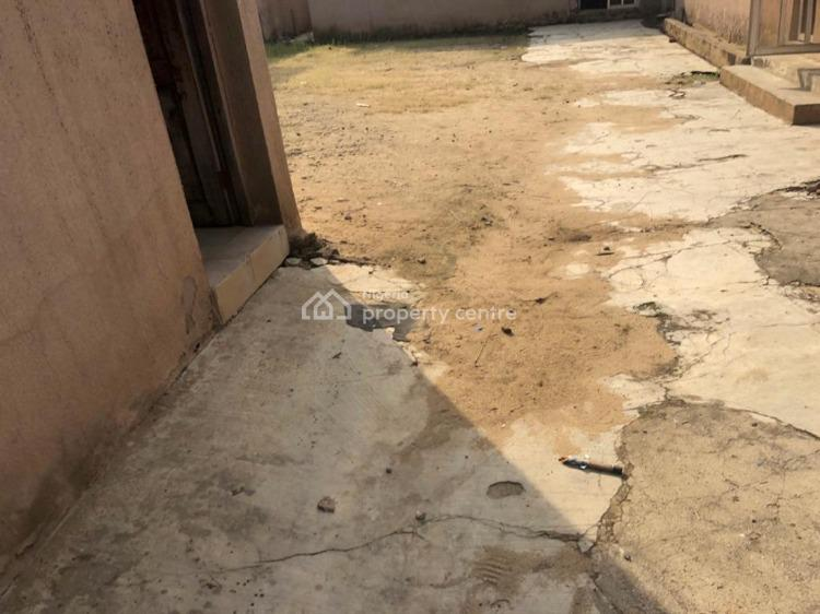 Bungalow Halls & Open Plan Space ( Self-compound), Yaba, Lagos, Office Space for Rent