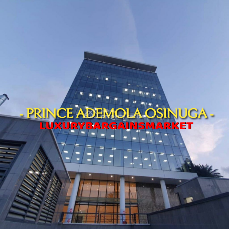 Award Winning Commercial Property, Old Ikoyi, Ikoyi, Lagos, Office Space for Rent