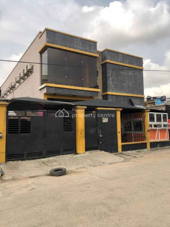 10 Rooms Hotel, Club & Bar/lounge, By University of Lagos Road, Yaba, Lagos, Hotel / Guest House for Sale