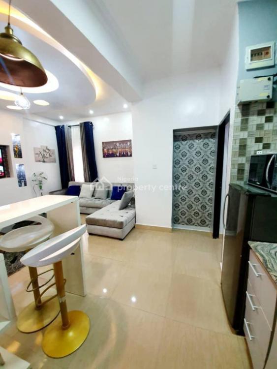 Nice 1 Bedroom Miniflat, Marwa, Lekki Phase 1, Lekki, Lagos, Mini Flat Short Let