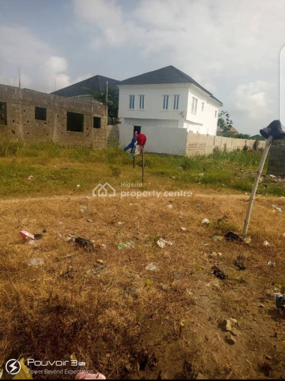 650sqm Bare Land, Odujiri Avenue, Omole Phase 2, Ikeja, Lagos, Mixed-use Land for Sale
