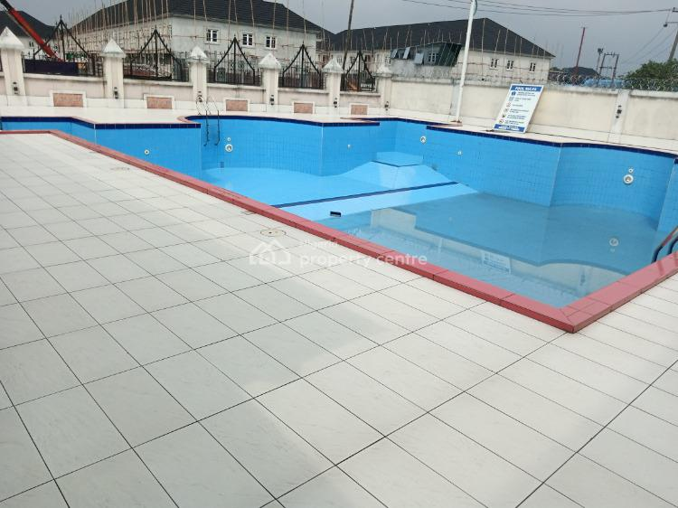 Brand New 27 Units of 5 Bedrooms Detached Duplexes with Swimming Pool, Peter Odili Road, Trans Amadi, Port Harcourt, Rivers, Detached Duplex for Sale