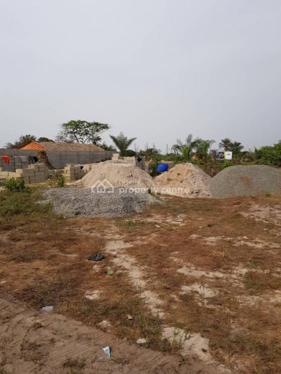 Land with Government Approved Excision, Legend Gardens, Bogije, Ibeju Lekki, Lagos, Mixed-use Land for Sale