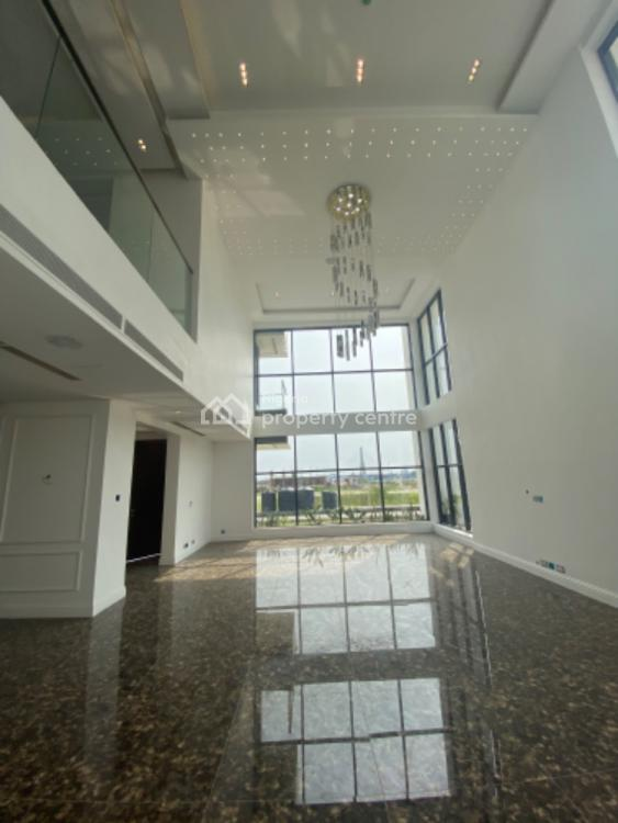 Luxury 6 Bedroom Detached Duplex with 2 Bq & Cinema with Waterview, Old Ikoyi, Ikoyi, Lagos, Detached Duplex for Sale