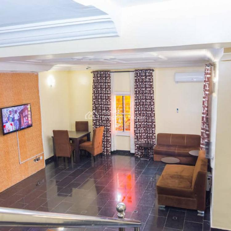 Serviced Home in a Secured Estate per Month Stay, By Cedacrest Hospital, Apo, Abuja, House Short Let