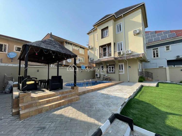 3 Bedrooms Duplex, Idado, Lekki, Lagos, Detached Duplex Short Let