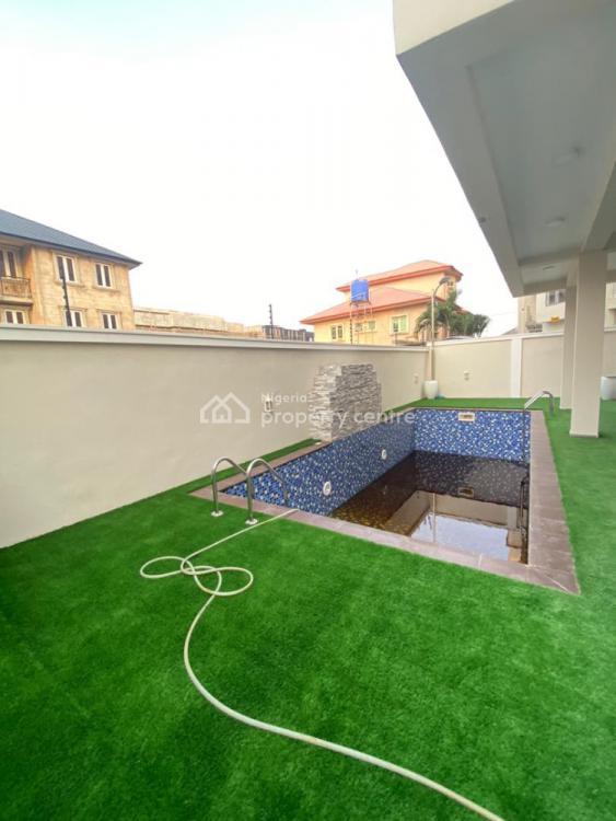 Luxury Newly Built 6 Bedroom Detached Duplex with Pool and Cinema, Lekki Phase 1, Lekki, Lagos, Detached Duplex for Sale