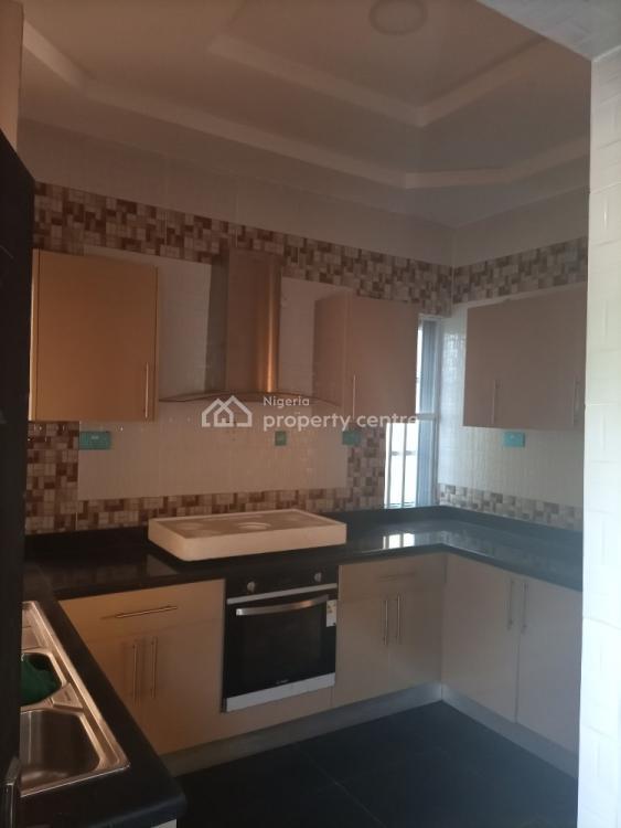 4 Bedroom Duplex, Osapa, Lekki, Lagos, Semi-detached Duplex for Rent