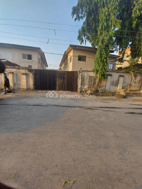 Land in a Secured Place, Alausa, Ikeja, Lagos, Residential Land for Sale