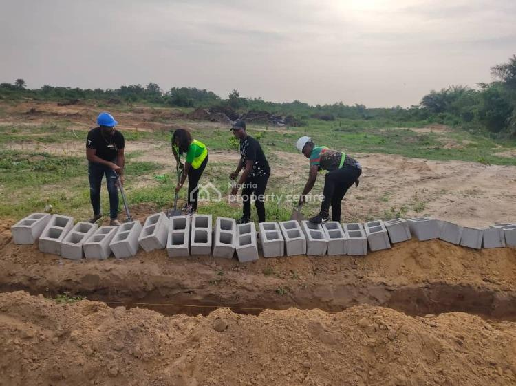 Land, Elerangbe, Lavender Prime City Scheme, Ibeju Lekki, Lagos, Residential Land for Sale