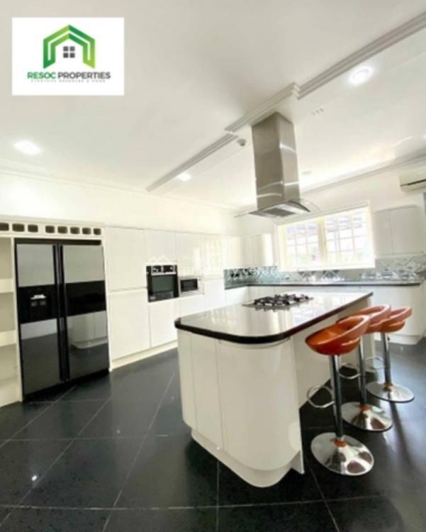 a Massive and Classic 5 Bedrooms Mansion, Chevron, Lekki, Lagos, Detached Duplex for Sale