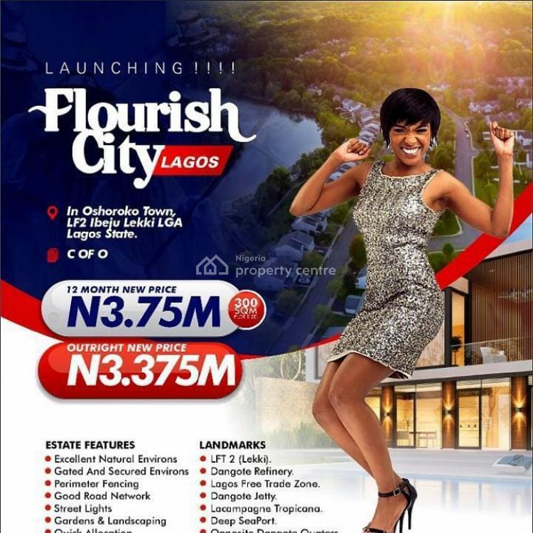 C of O, Flourish City Oshokoro, Ibeju Lekki, Lagos, Mixed-use Land for Sale
