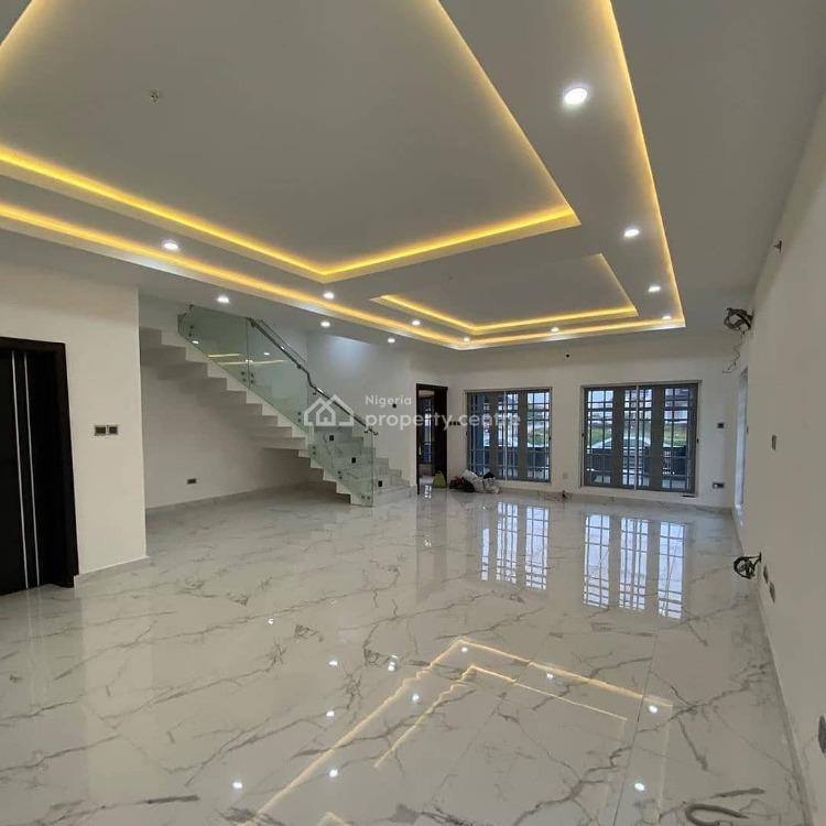 Luxury 5 Bedroom Detached Duplex, 2nd Toll Gate, Lekki, Lagos, Detached Duplex for Sale