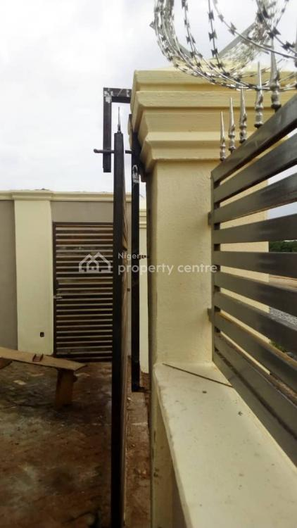 4 Bedroom Terrace Duplex with Attached 1 Bedroom Bq, Jahi, Abuja, Terraced Duplex for Sale