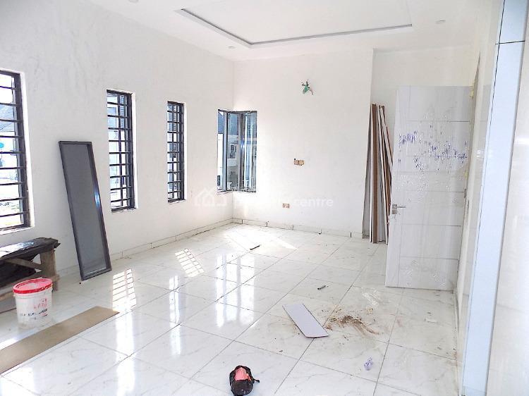 New House Lagoon Views 5 Bedroom Fully Detached Duplex with Bq, Chevron, Lekki, Lagos, Detached Duplex for Sale