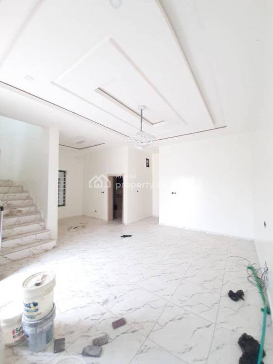 4 Bedroom Semi Detached Duplex and a Bq, By Second Toll Gate, Lekki Phase 2, Lekki, Lagos, Semi-detached Duplex for Sale