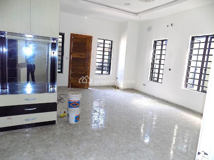 New House Spacious 4 Bedroom Semi Detached Duplex + Bq, 24hrs Power, Oral Estate, Lekki, Lagos, Semi-detached Duplex for Sale
