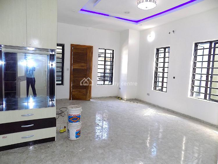 New House Spacious 4 Bedroom Semi Detached Duplex +bq+24hrs Power, Oral Estate, Lekki, Lagos, Semi-detached Duplex for Sale