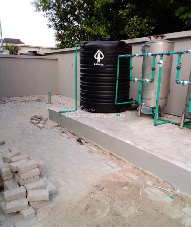 New 4 Bedroom Semi Detached Duplex(2 Years Required), Lekki Phase 2, Lekki, Lagos, Semi-detached Duplex for Rent