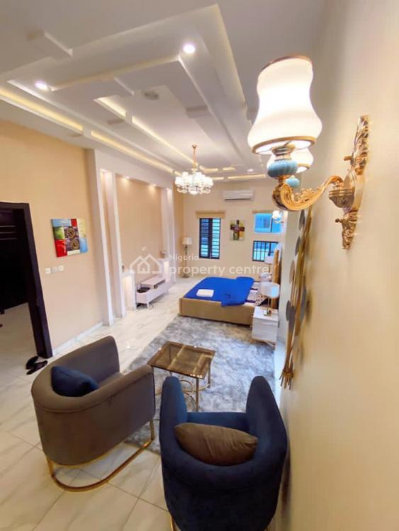 Luxury 4 Bedroom with Beautiful Finishing, Osapa, Lekki, Lagos, Detached Duplex Short Let