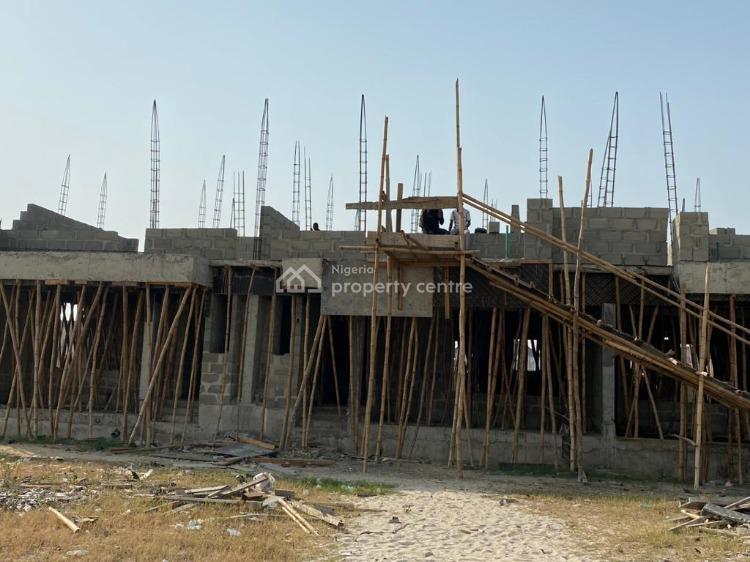 Luxury 4 Bedroom Terraced Duplex in a Serene Environment, Opposite, Nicon Town, Lekki, Lagos, Terraced Duplex for Sale