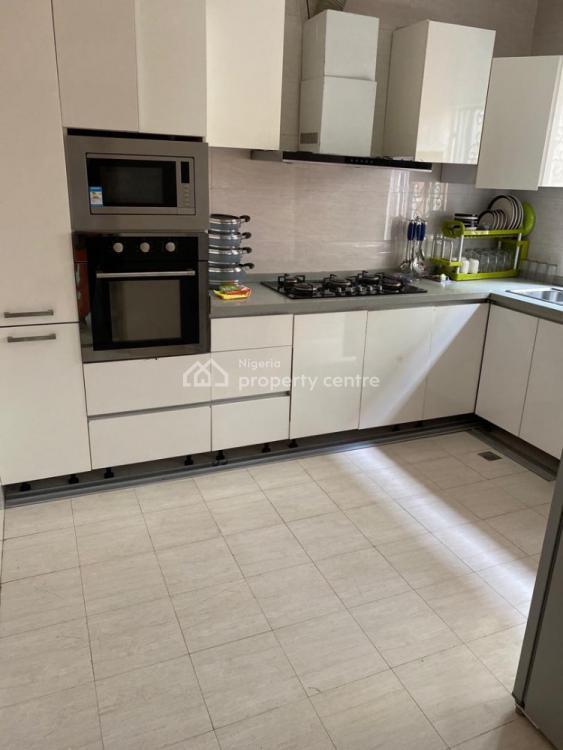 4 Bedroom Terrace, Chevron Drive, Lekki, Lagos, Terraced Duplex Short Let