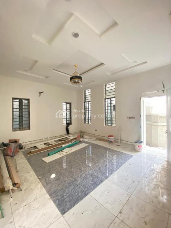 Newly Built Spacious 4 Bedroom Full Detached Duplex, Chevron, Lekki, Lagos, Detached Duplex for Sale