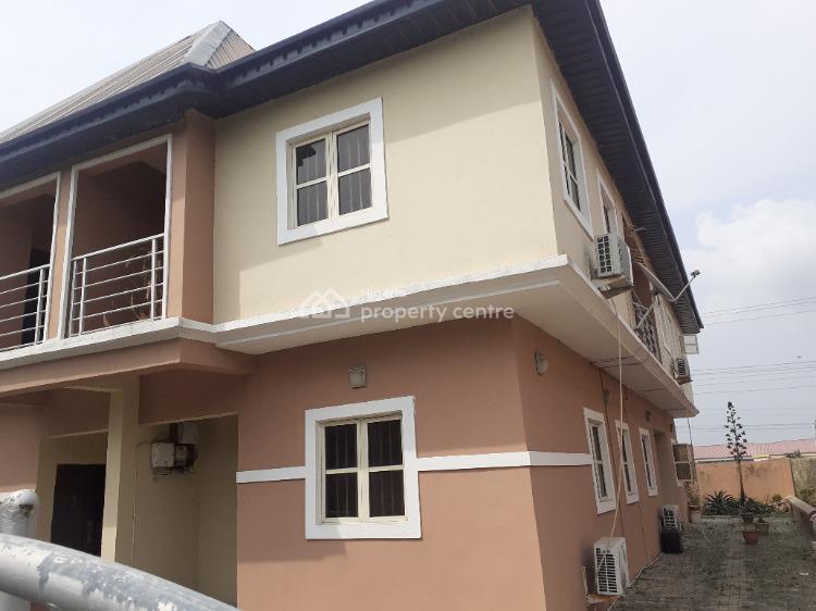 4 Bedroom Semi Detached Duplex, Lafiaji Orchid Road, Lekki, Lagos, Semi-detached Duplex for Rent