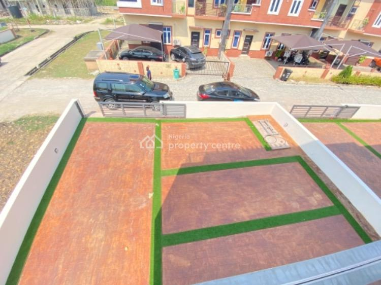 Excellently Finished 4 Bedroom Semi Detached Duplex, Lafiaji, Lekki, Lagos, Semi-detached Duplex for Sale