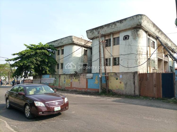 Block of 12 Flats of 3 Bedroom Flats Each, Corona Behind Bertola, Gbagada/anthony, Gbagada Phase 1, Gbagada, Lagos, Block of Flats for Sale