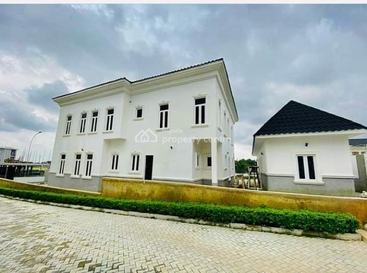 Topnotch Brand New 6 Bedroom Detached Duplex, By  Coza Church, Guzape District, Abuja, Detached Duplex for Sale