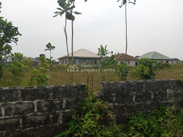 3 &  Half Plot of Dry Land, Onishon By Lakowe Gold Course Road Closer to The Road, Ibeju Lekki, Lagos, Mixed-use Land for Sale