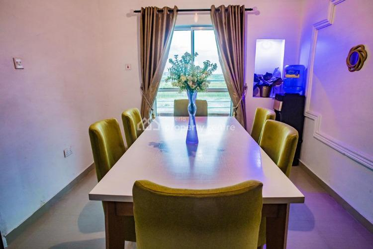 Luxury 2 Bedroom Ocean Front Apartment, New Horizon 2 Estate, By Meadow School Road, Ikate Elegushi, Lekki, Lagos, Flat Short Let