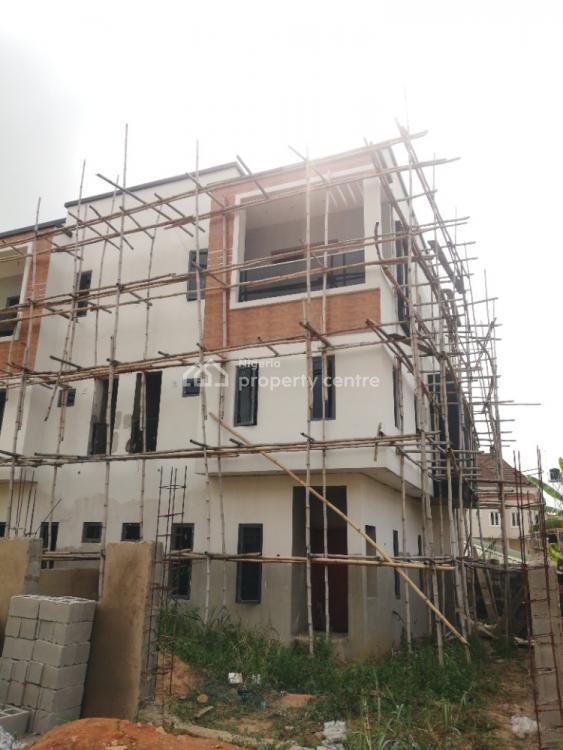 Luxury Built 5 Bedroom Semi Detached Duplex with a Room Bq, Shangisha Phase 2, Gra, Magodo, Lagos, Semi-detached Duplex for Sale