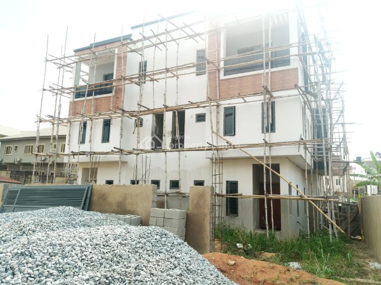 5 Bedroom Semi Detached Duplex, Ph2 Ikosi Ketu, Gra, Magodo, Lagos, Semi-detached Duplex for Sale