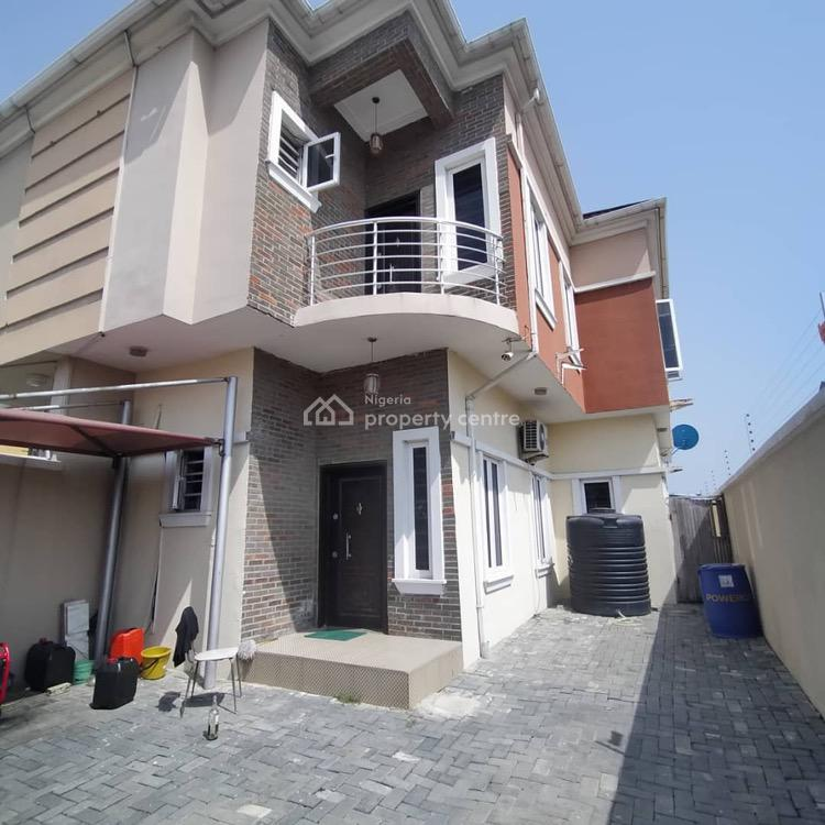 4 Bedroom Shared Apartment, Ocean Breeze Estate, Ologolo, Lekki, Lagos, Self Contained (single Rooms) for Rent