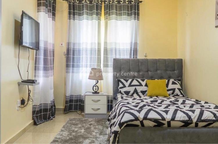2 Bedrooms Oceanfront Apartment, New Horizon2 Estate By Meadow School Road By Elegushi Beach, Lekki, Lagos, Flat Short Let