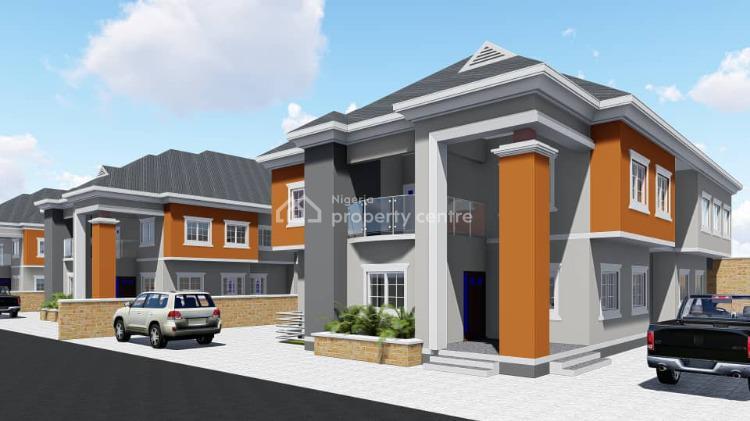4 Bedroom Duplex, Kukuaba District, Wuye, Abuja, Residential Land for Sale