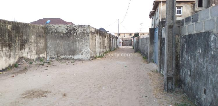 Distress Auction Standard 4 Bedroom with a Gate House with Cofo, Directly Behind Lekki Scheme 2 Okunajah By Cooplag Gardens, Lekki Phase 1, Lekki, Lagos, Detached Bungalow for Sale