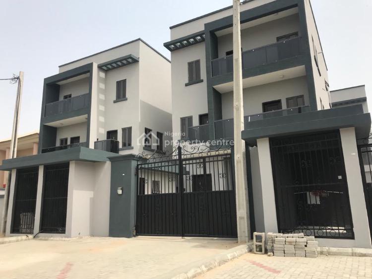Lovely 4 Bedroom Detached House with Bq, Lekki Phase One, Lekki, Lagos, Detached Duplex for Sale