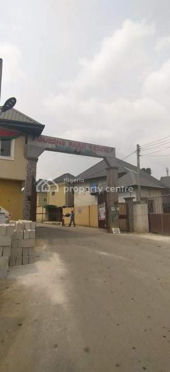 a Plot of Land, Queens Park Estate, Eneka, Port Harcourt, Rivers, Commercial Land for Sale