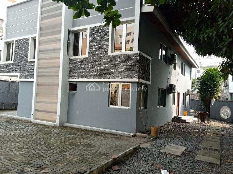 6 Bedroom Detached Duplex with 2 Large Rooms Staff Quarters, Off Adeola Hopewell Street, Victoria Island (vi), Lagos, Detached Duplex for Rent