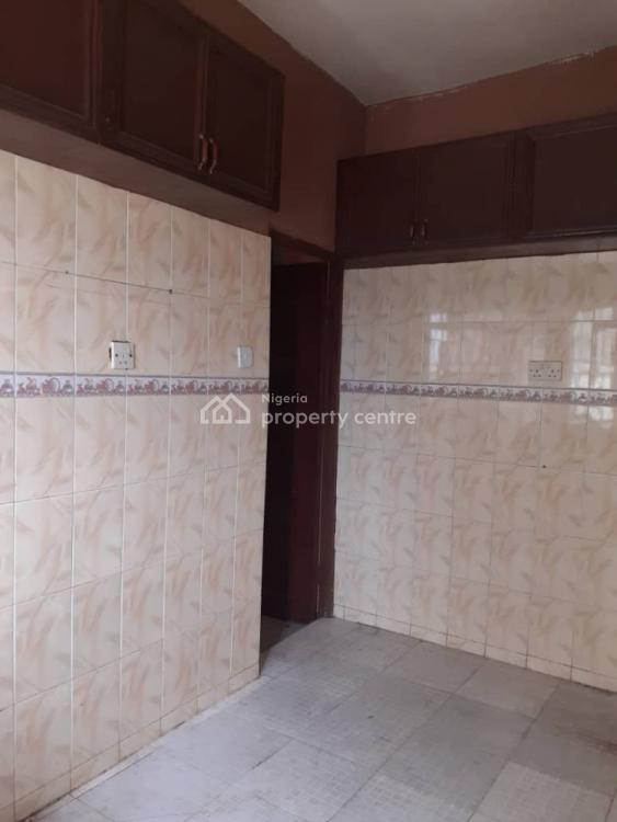Decent 3 Bedrooms Upstairs with All Rooms Tiled, Shosanya, Soluyi, Gbagada, Lagos, Flat for Rent