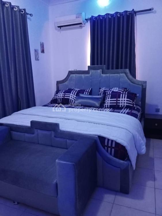Furnish One Bedroom Apartment, Chevy View Estate, Chevron, Lekki, Lagos, Mini Flat Short Let
