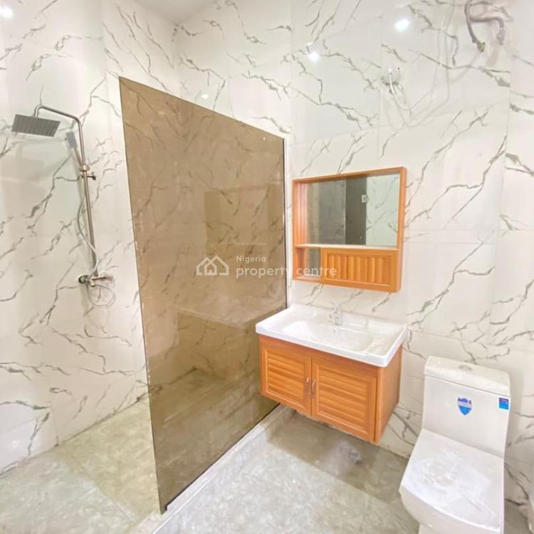 Newly Built 4 Bedroom Semi Detached Duplex Available, 2nd Toll Gate, Lekki, Lagos, Semi-detached Duplex for Sale