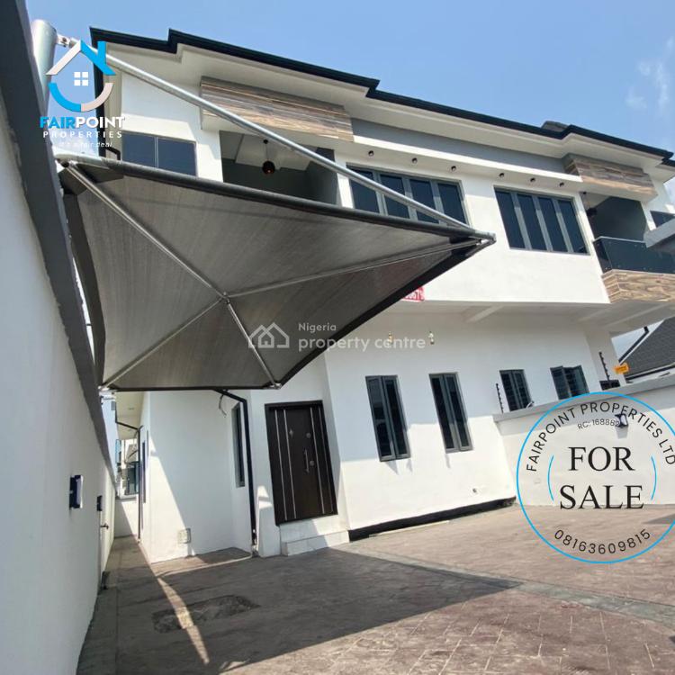 4 Bedroom Deluxe Detached Duplex with a Bq, Ajah, Lagos, Detached Duplex for Sale