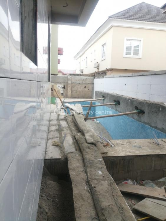 Luxury Built and Finished 5 Bedroom Fully Detached Duplex with Pool, Shangisha Phase 2, Gra, Magodo, Lagos, Detached Duplex for Sale