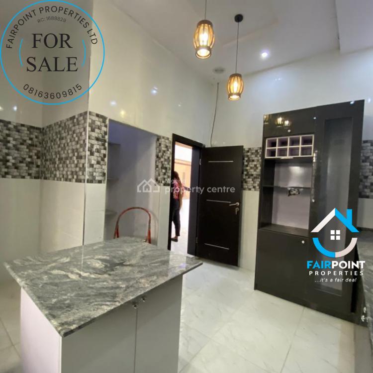 Deluxe 4 Bedroom Semi Detached Duplex with a Bq, Lekki, Lagos, Semi-detached Duplex for Sale