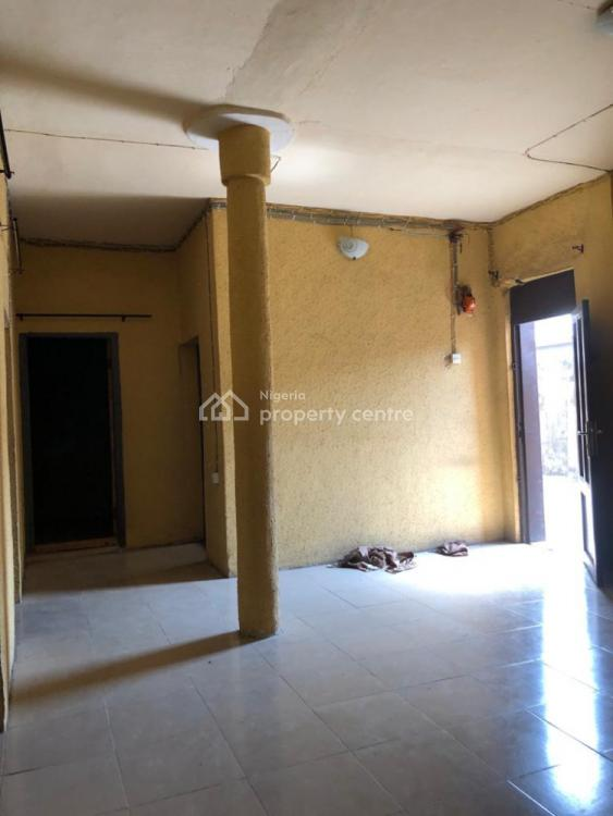 Spacious 3 Bedroom with 2 Rooms Ensuite (only 3 Tenants in Compound), Alagomeji, Yaba, Lagos, Flat for Rent